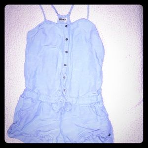 Garage Romper Women's XS